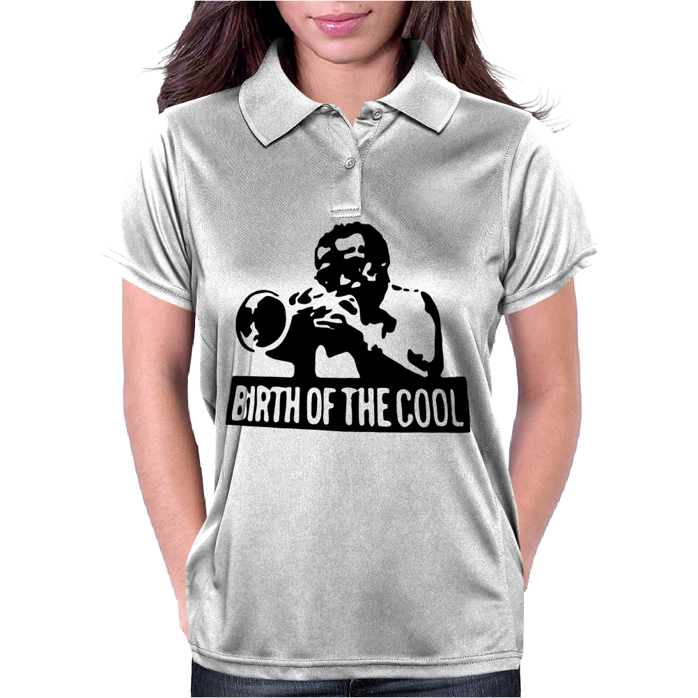Birth Of The Cool Womens Polo