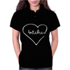 Bitches Heart Womens Polo