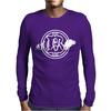 Bitcoin' logo Mens Long Sleeve T-Shirt