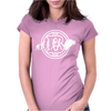Bitcoin' logo Womens Fitted T-Shirt