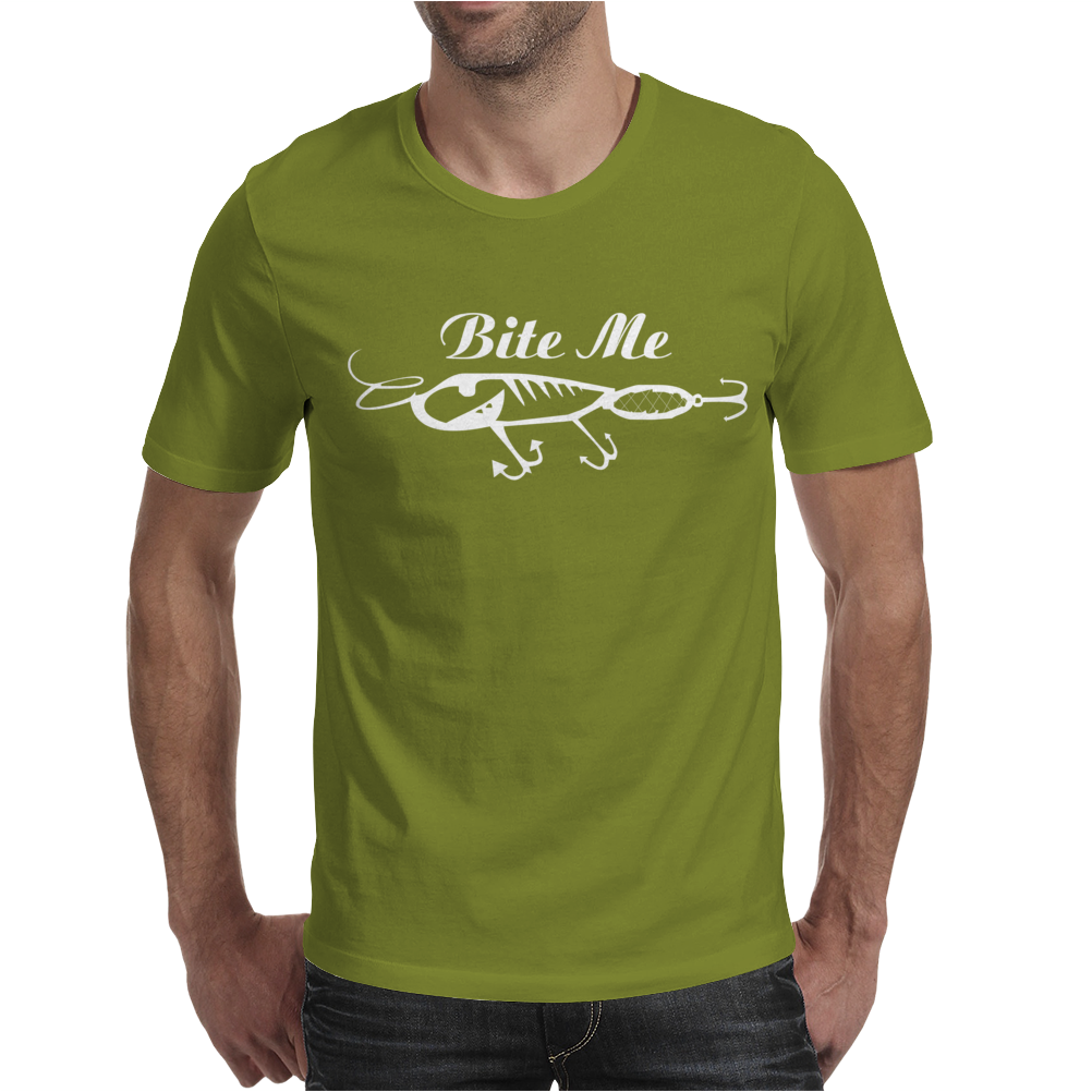 Bite Me Mens T-Shirt