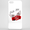 Bite me Vampkiss Wings 2 Phone Case