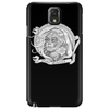 Black and White Catrina (Day of the Dead) Phone Case