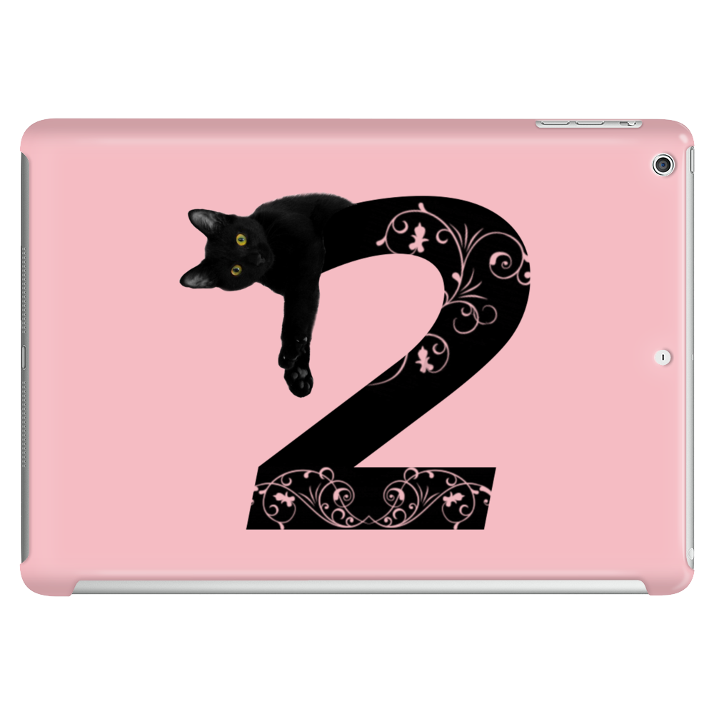 Black cat No.2 Tablet (horizontal)