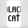 BLACK CAT Phone Case