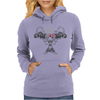 Black Diamond Womens Hoodie
