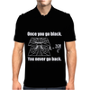 Black Hole Mens Polo