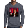 Black Jesuz 2 judas red/chocolate Mens Hoodie