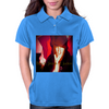 Black Jesuz 2 judas red/chocolate Womens Polo