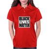 black live matter Womens Polo