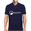 Black Mesa Research Facility Mens Polo