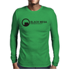 Black Mesa Research Facility2 Mens Long Sleeve T-Shirt