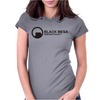 Black Mesa Research Facility2 Womens Fitted T-Shirt