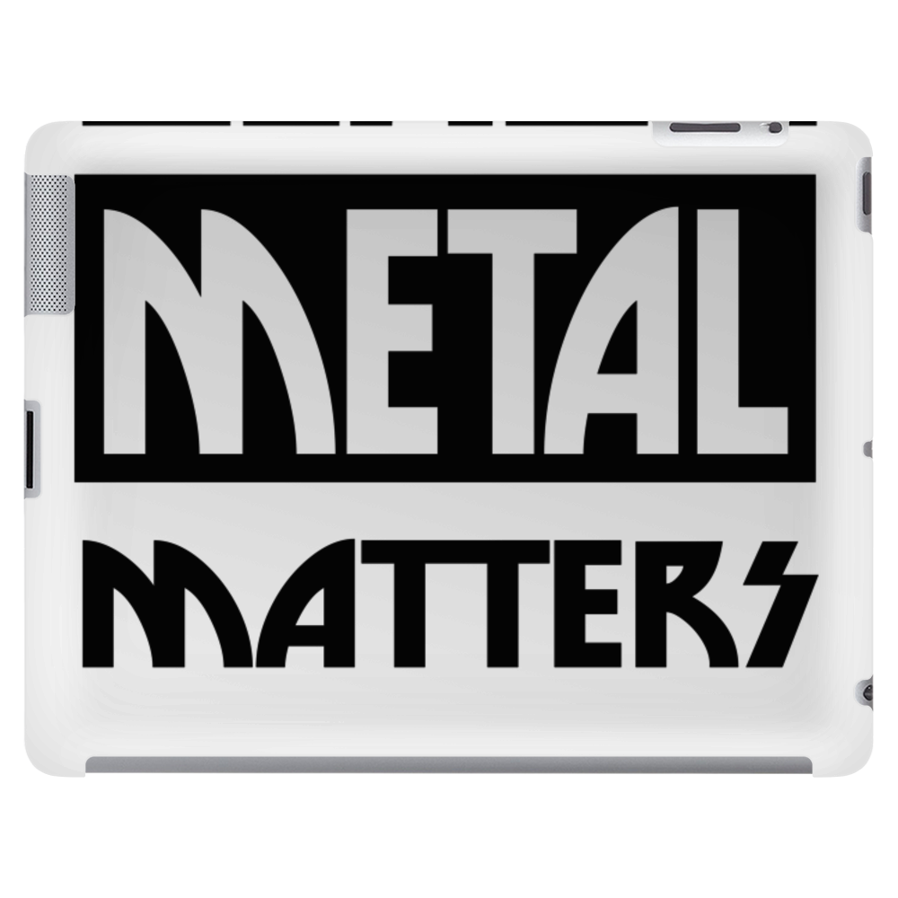BLACK METAL MATTERS Tablet