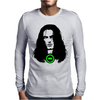 BLACK NO. 1 Mens Long Sleeve T-Shirt