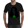 BLACK NO. 1 Mens T-Shirt