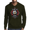 Black Oak Roadie Retirement Center (Real artwork for fake businesses series) Mens Hoodie