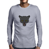 Black Panther Mens Long Sleeve T-Shirt