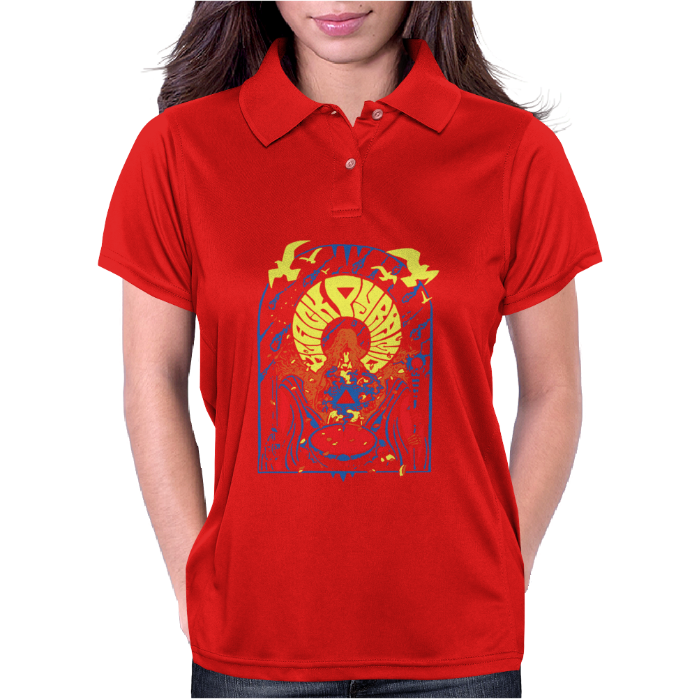 BLACK PYRAMID Womens Polo