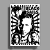 Black Sails Poster Print (Portrait)