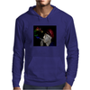 BLACK SMOKING1 Mens Hoodie