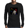 BLACK SMOKING1 Mens Long Sleeve T-Shirt