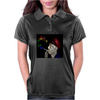 BLACK SMOKING1 Womens Polo