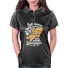 Black Soft Wookie Womens Polo
