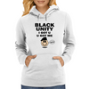 Black Unity: I Got U, U Got Me (Thank God) Womens Hoodie