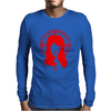 Black Widow Mens Long Sleeve T-Shirt