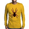 Black Widow Spider Mens Long Sleeve T-Shirt