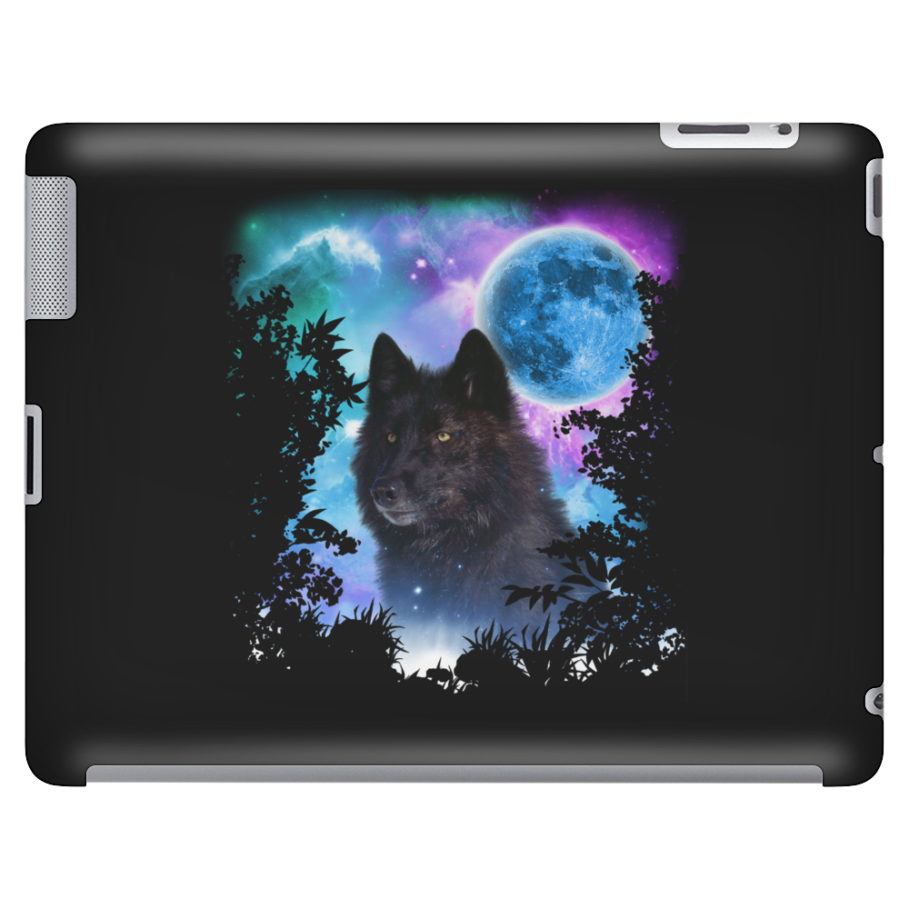 Black Wolf MidNight Forest 2 Tablet