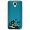 """BLACK XMAS: Decorating the Christmas Tree"" by Rouble Rust Phone Case"