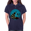 """BLACK XMAS: Decorating the Christmas Tree"" by Rouble Rust Womens Polo"