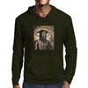 Blackbeard The Pirate Mens Hoodie