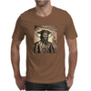 Blackbeard The Pirate Mens T-Shirt