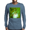 Bless 7he Mic green Mens Long Sleeve T-Shirt