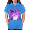 Bless 7he Mic purp Womens Polo