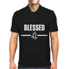 BLESSED Mens Polo
