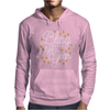 Bling In The New Year with Stars Mens Hoodie