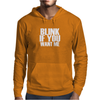 blink if you want me Mens Hoodie