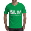 BLM Black Lives Matter W Mens T-Shirt
