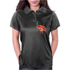 Blood Red Lips Womens Polo