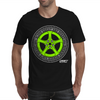 Blood Sweat N Gears-Black Mens Tee
