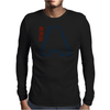 Blood Type A Personality - Color Mens Long Sleeve T-Shirt