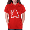 Blood Type A Personality - White Womens Polo