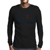 Blood Type AB Personality - Color Mens Long Sleeve T-Shirt