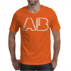 Blood Type AB Personality - White Mens T-Shirt
