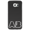 Blood Type AB Personality - White Phone Case