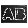 Blood Type AB Personality - White Tablet